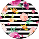Floral Whimsy Mouse Pad - Mouse Pad - GIFTABLE GOODIES