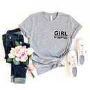 Girl Mama T-Shirt - T-Shirts - GIFTABLE GOODIES