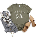 Hello Fall T-Shirt - T-Shirts - GIFTABLE GOODIES