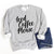 Iced Coffee Please Sweatshirt