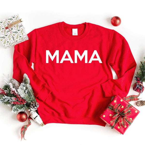 MAMA Sweatshirt - Sweatshirt - GIFTABLE GOODIES