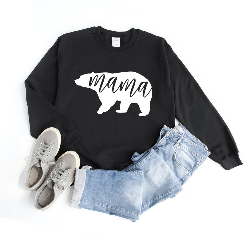 Mama Bear Sweatshirt - Sweatshirt - GIFTABLE GOODIES