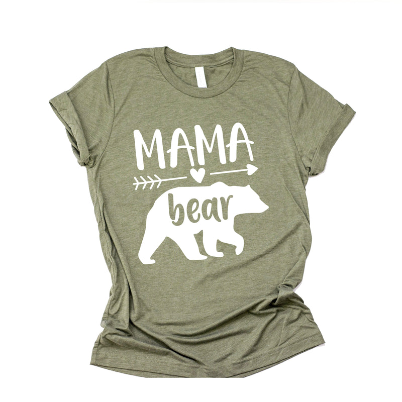 CLEARANCE - Mama Bear Arrow T-Shirt (Unisex Medium) -  - GIFTABLE GOODIES