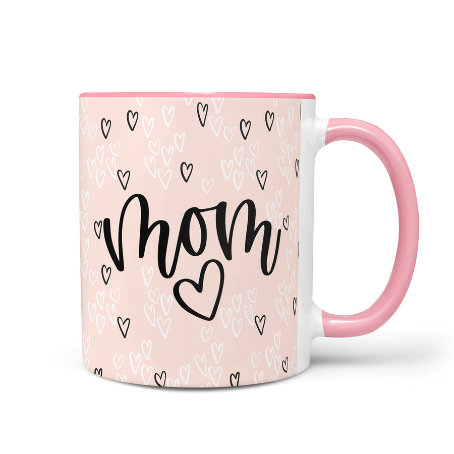 Mom Wrapped In Love Mug