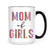 Half Leopard Mom of Gifts Mug
