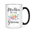Mother of the Groom Mug - Coffee Mug - GIFTABLE GOODIES