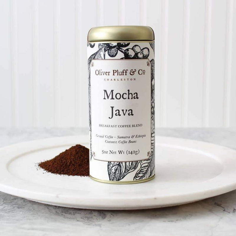 Mocha Java Ground Coffee - Coffee - GIFTABLE GOODIES