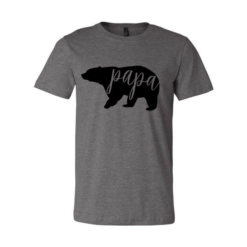 CLEARANCE - Papa Bear T-Shirt -  - GIFTABLE GOODIES