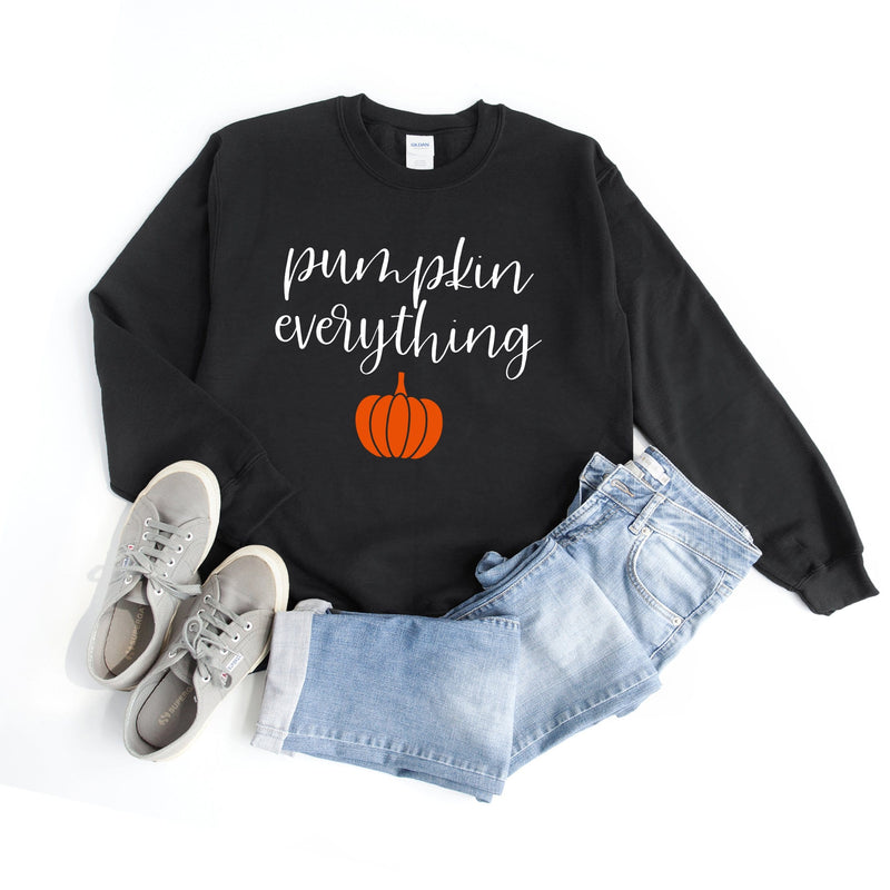 Pumpkin Everything Sweatshirt