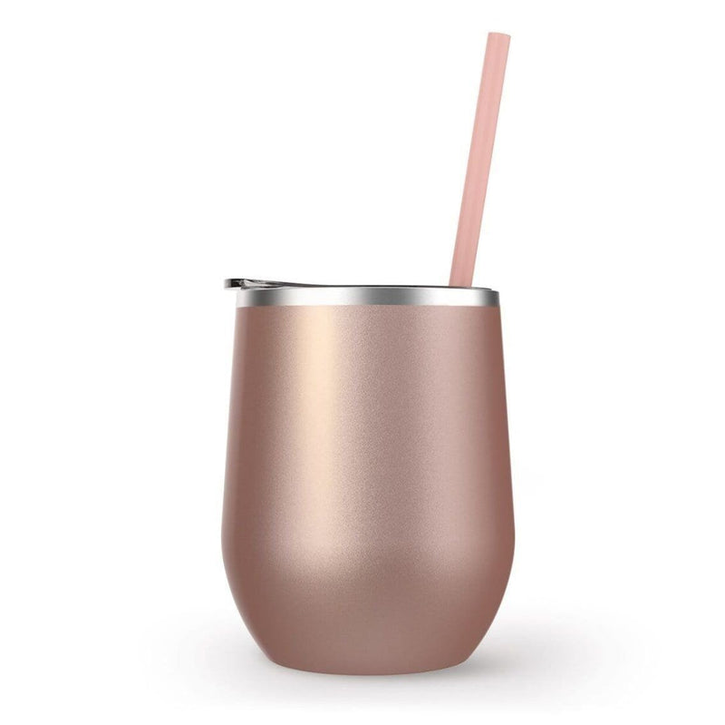 Insulated Wine Tumbler - Tumbler - GIFTABLE GOODIES