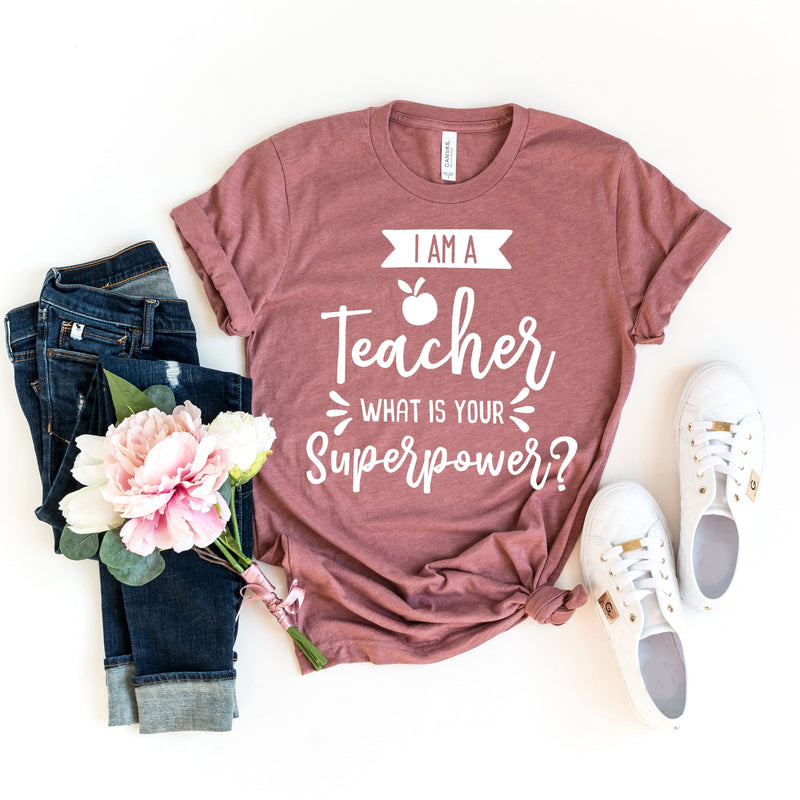 CLEARANCE - I'm a Teacher What's Your Superpower? -  - GIFTABLE GOODIES