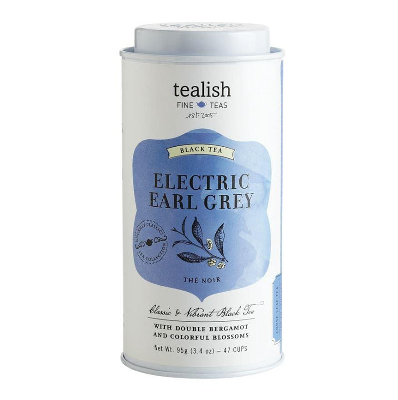 Electric Earl Grey Tea Tin - Tea - GIFTABLE GOODIES