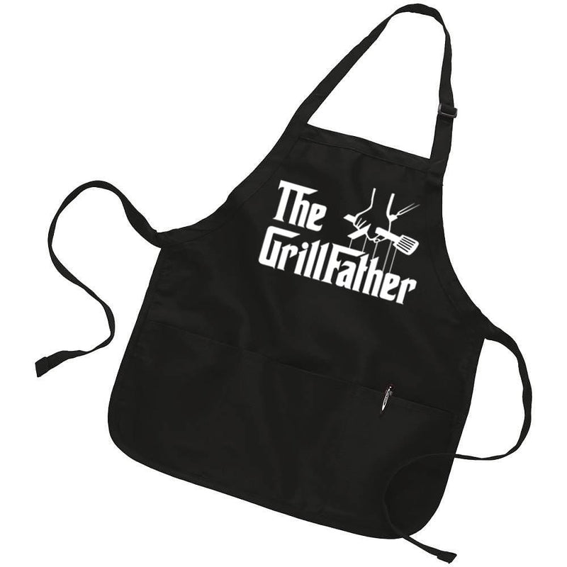 The Grillfather Apron - Apron - GIFTABLE GOODIES
