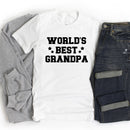 World's Best Grandpa T-Shirt - T-Shirts - GIFTABLE GOODIES