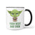 Yoda Best Dad Ever Coffee Mug - Coffee Mug - GIFTABLE GOODIES