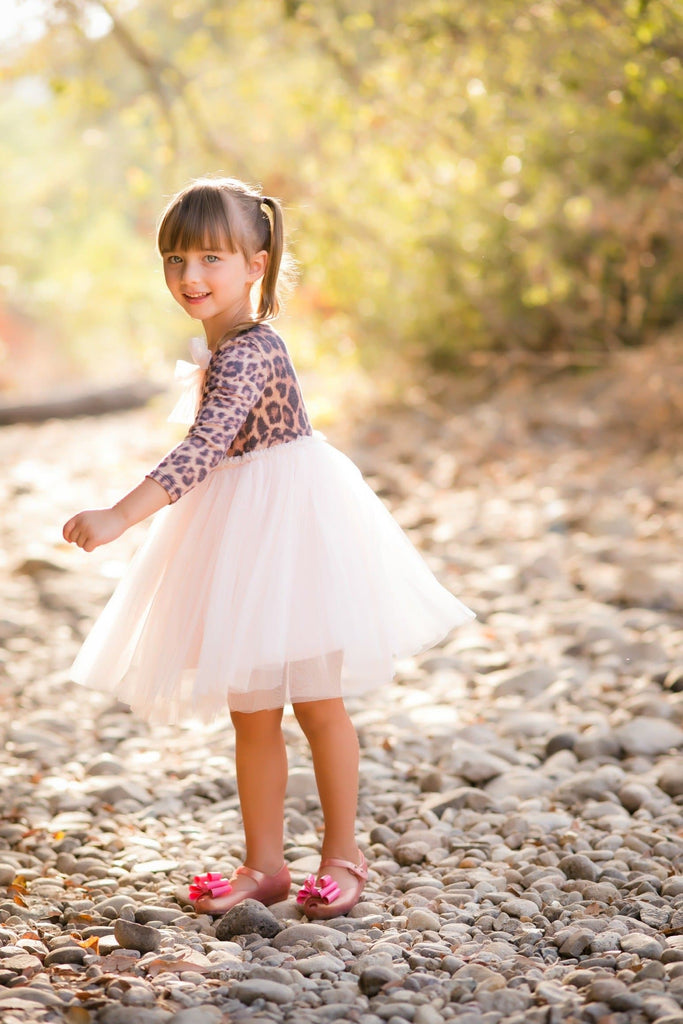 Cashmere Blush Tutu Dress