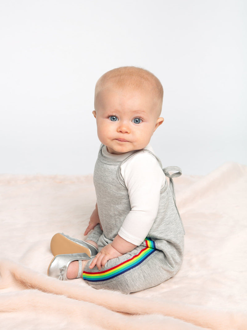 Rainbow Romper 2pc set