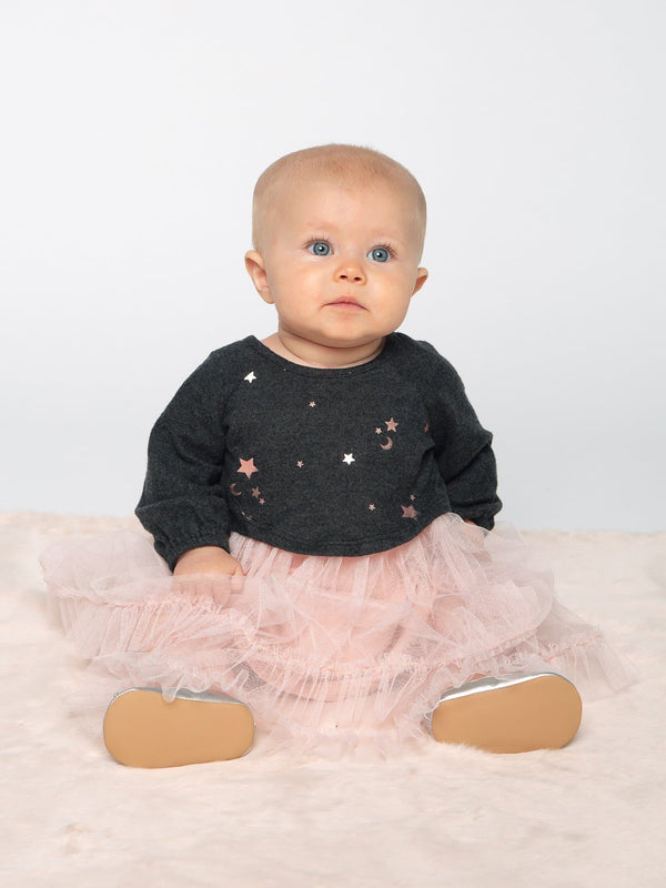 CONSTELLATION 2PC  EMPIRE TUTU DRESS SET
