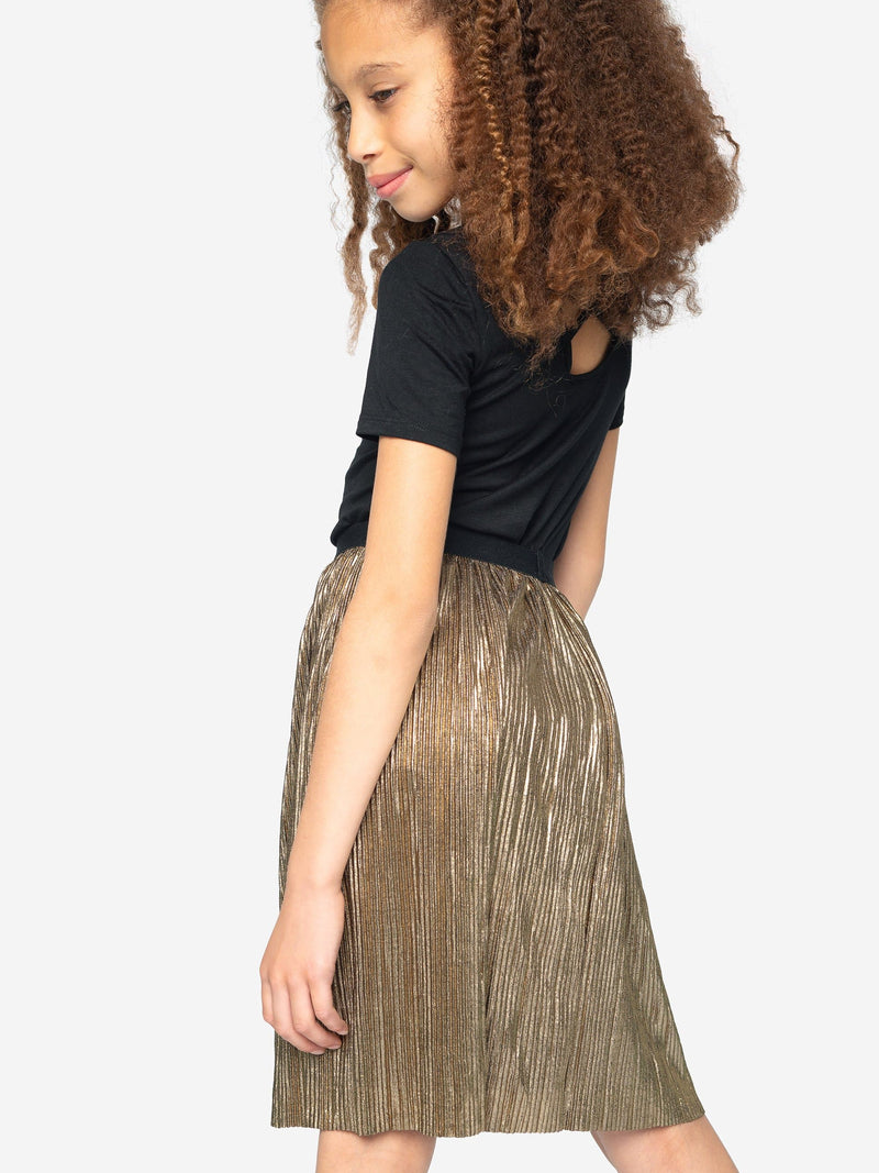 BODRE PLEATED SKIRT