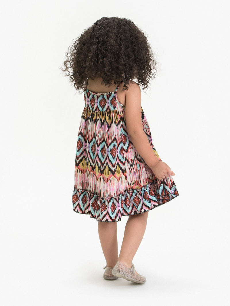 IKAT SWING DRESS