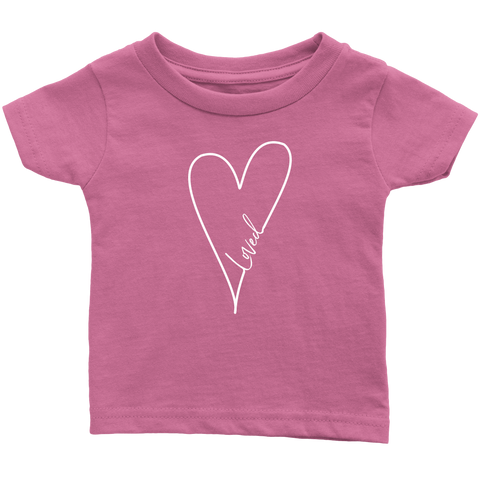 Infant Tee | Loved