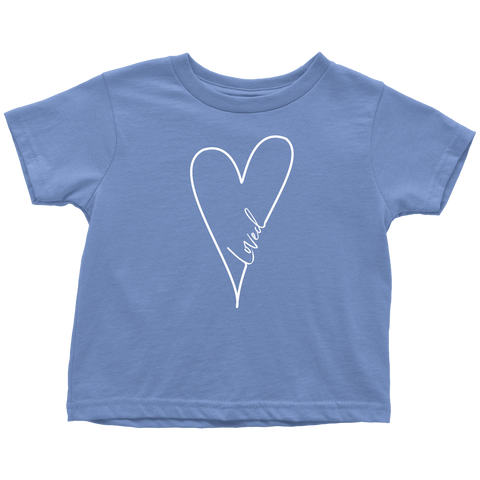 Toddler Tee | Loved