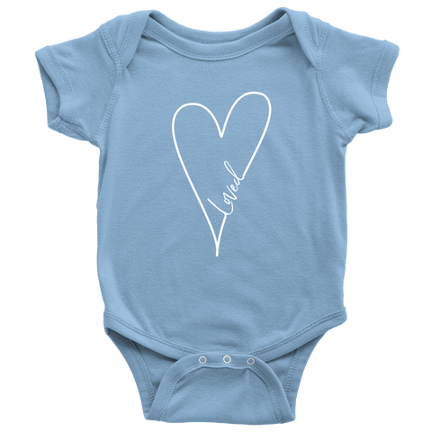 Baby Onesie | Loved