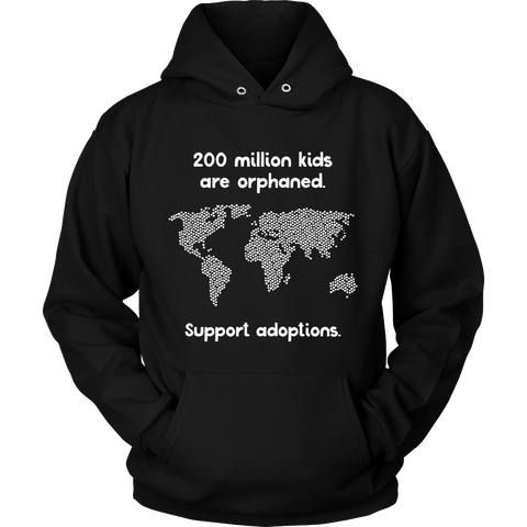 Support Adoption Hoodie