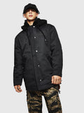 PELSTIC JACKET Black