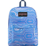 BLACK LABEL SUPERBREAK BACKPACK (BLUE GEODE LOAD)