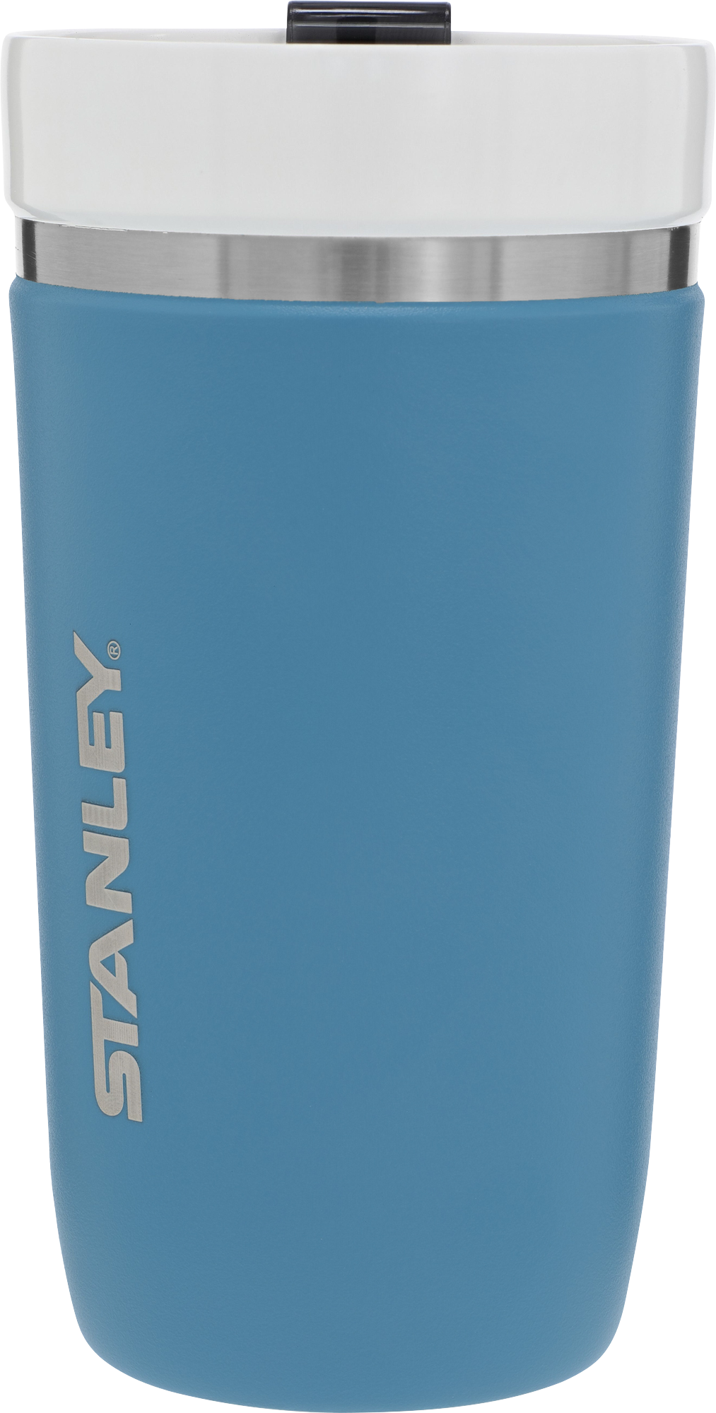 GO TUMBLER WITH CERAMIVAC™ 16 OZ (Nordic Blue)