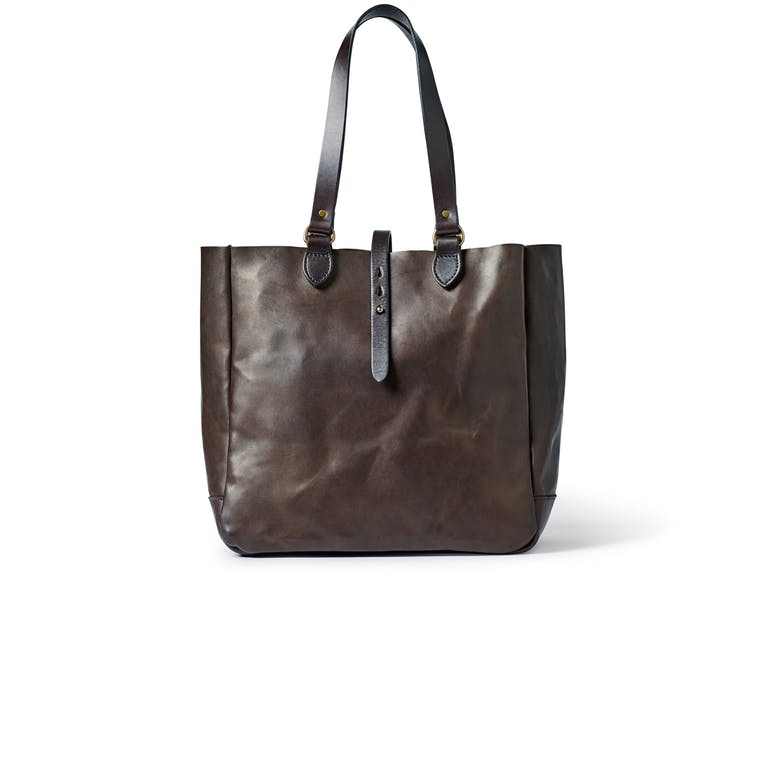 Filson Weatherproof Leather Tote Bag