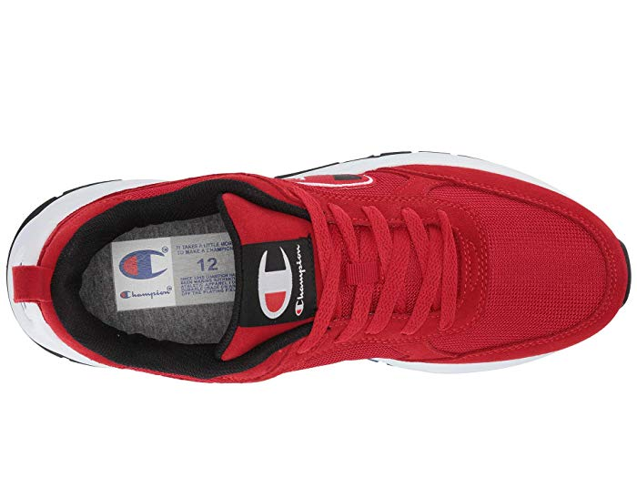 Champion Men's 93Eighteen Classic Sneakers (Red)
