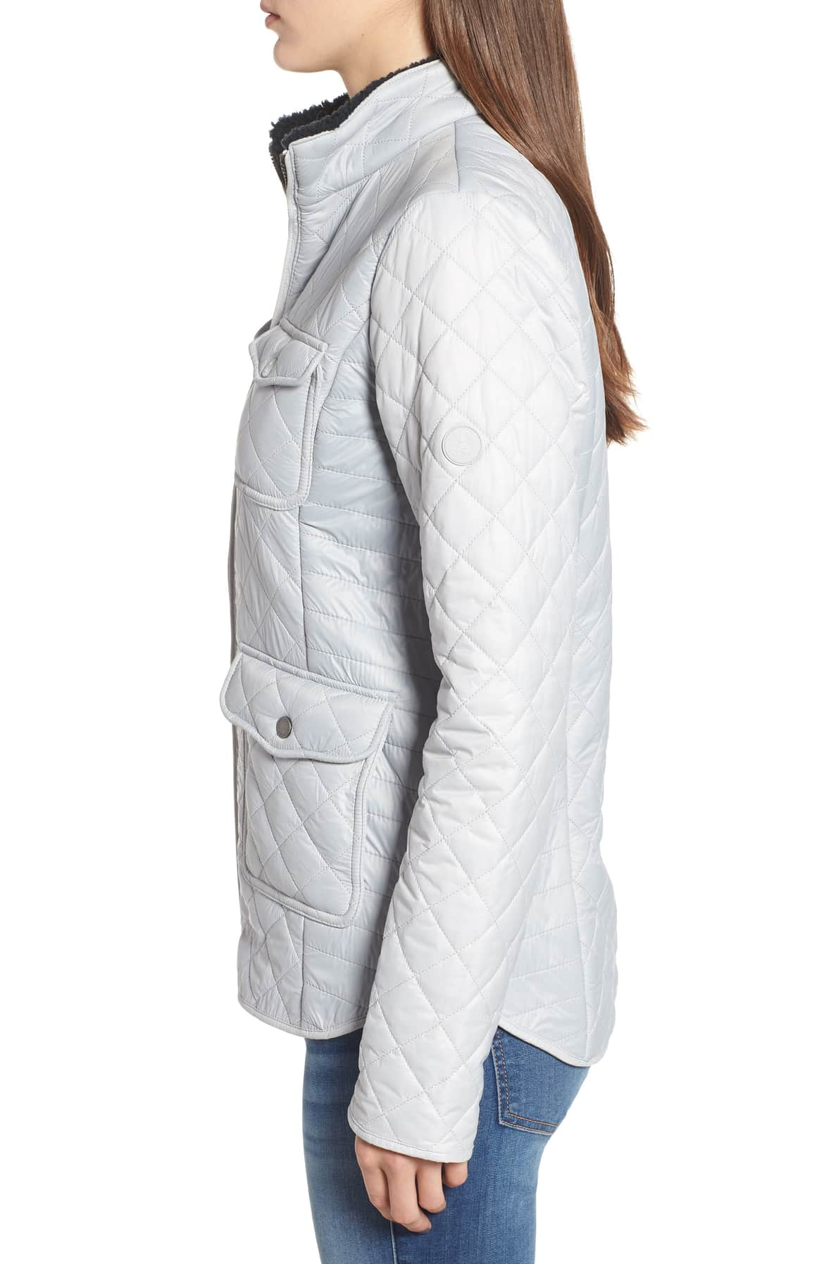 WEYMOUTH QUILTED JACKET