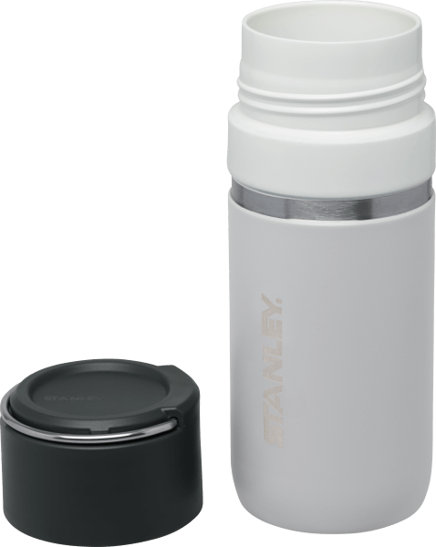 GO BOTTLE WITH CERAMIVAC™ 16 OZ (GRANITE)