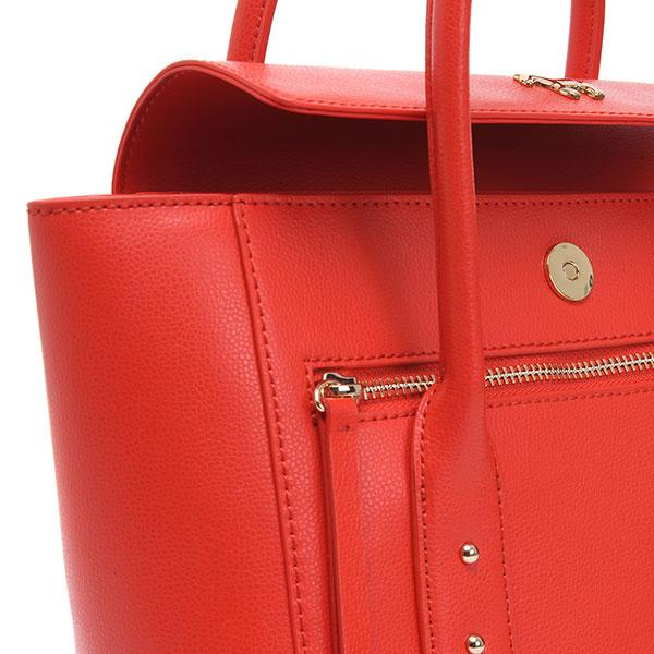 LAPALETTE BECKY TOTE BAG (RED)