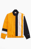 Champion Europe Tri Colour Block Track Jacket (Spicy Orange)