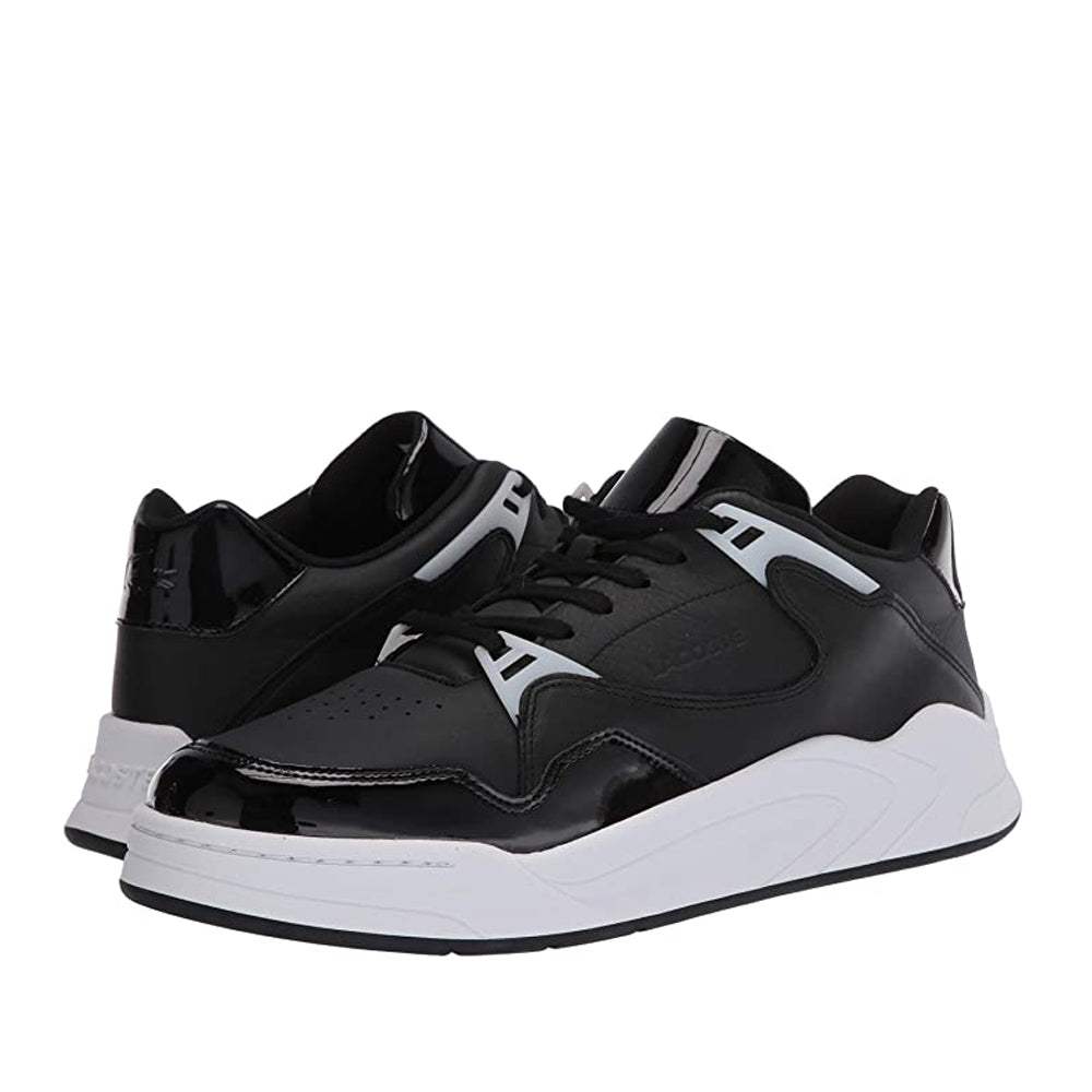 MEN'S COURT SLAM 120 1 SMA SNEAKER (BLACK/WHITE)