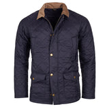 Canterdale Quilted Jacket (Navy)