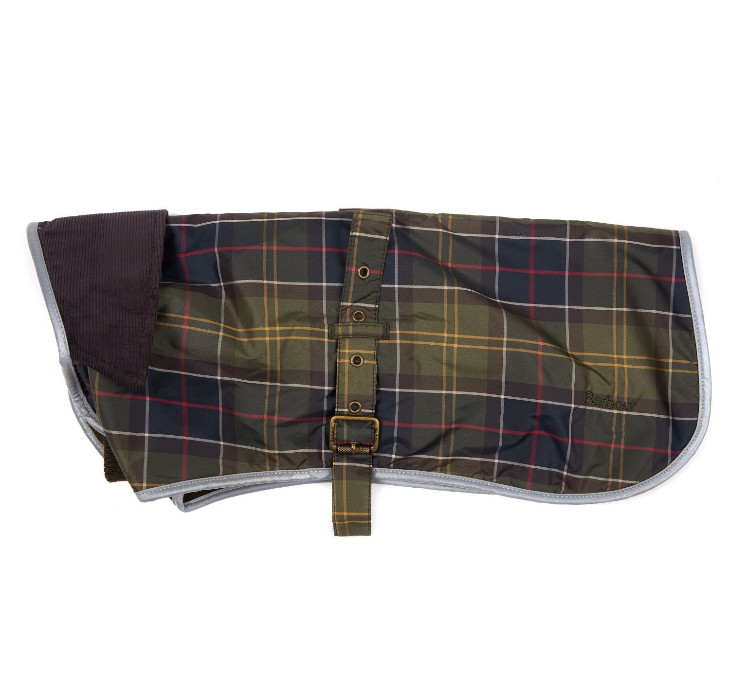 BARBOUR W/PROOF TARTAN DOG COAT (Classic)