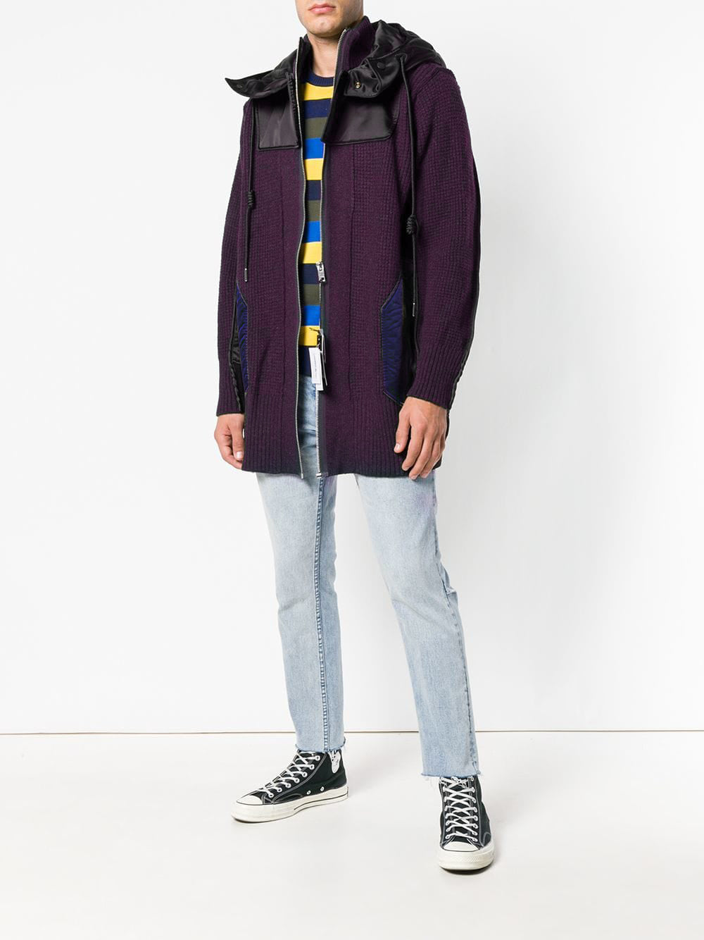 K-LIF JACKET (WINE)
