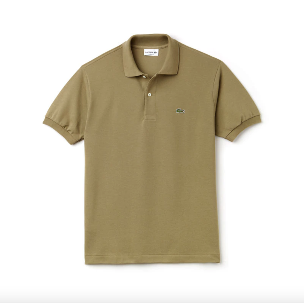 Men's Classic Piqué L.12.12 Polo Shirt ALOE