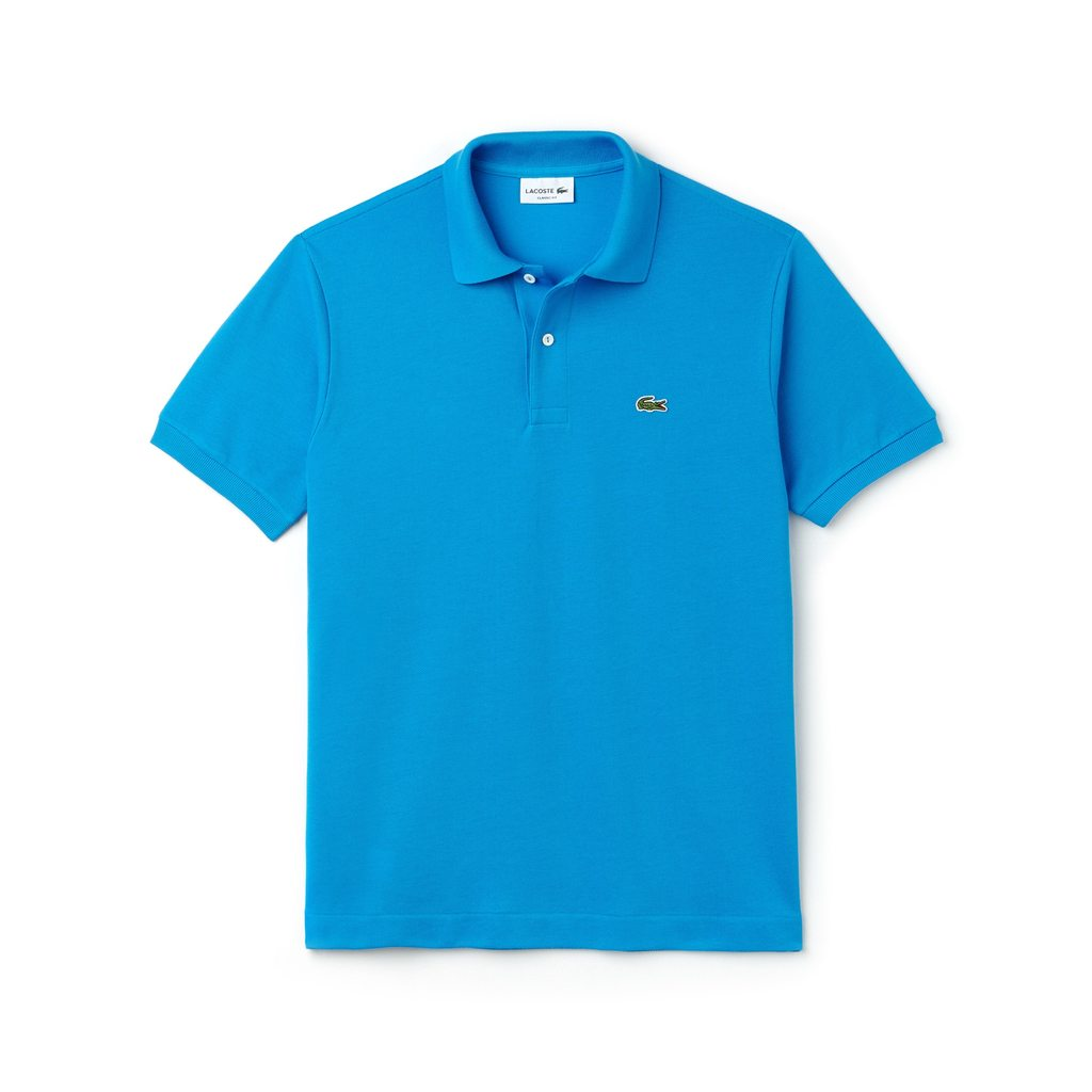 Men's Classic Piqué L.12.12 Polo Shirt IBIZA