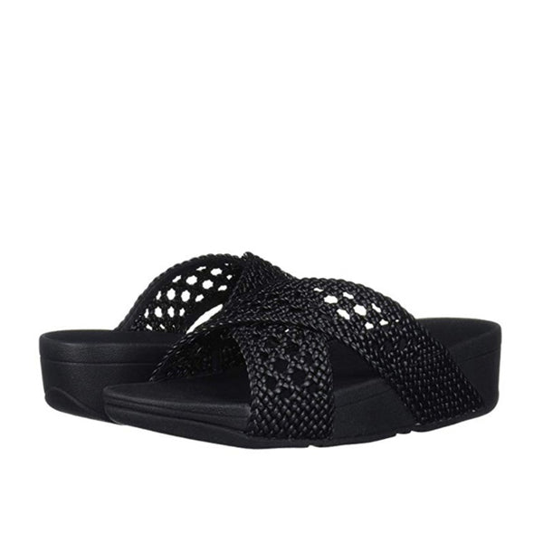 LULU WICKER (BLACK)