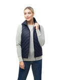 LILY LADIES VEST (NAVY)