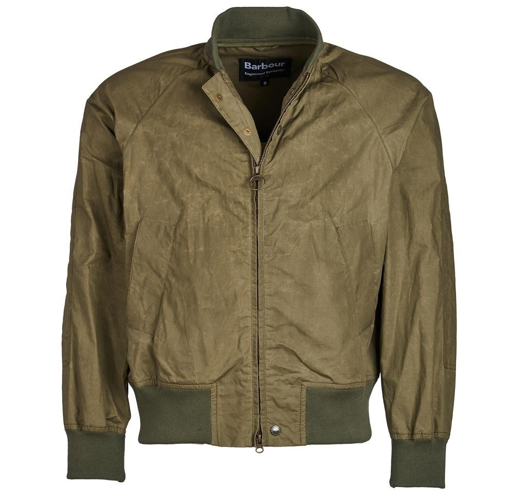 Barbour x Engineered Garments Irving Jacket (Olive)