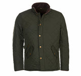 Powell Quilted Jacket (Sage/Olive)