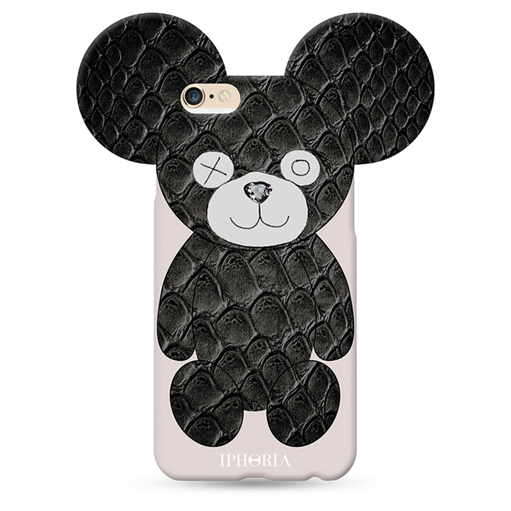Teddy Black Snake for iPhone 6/6s