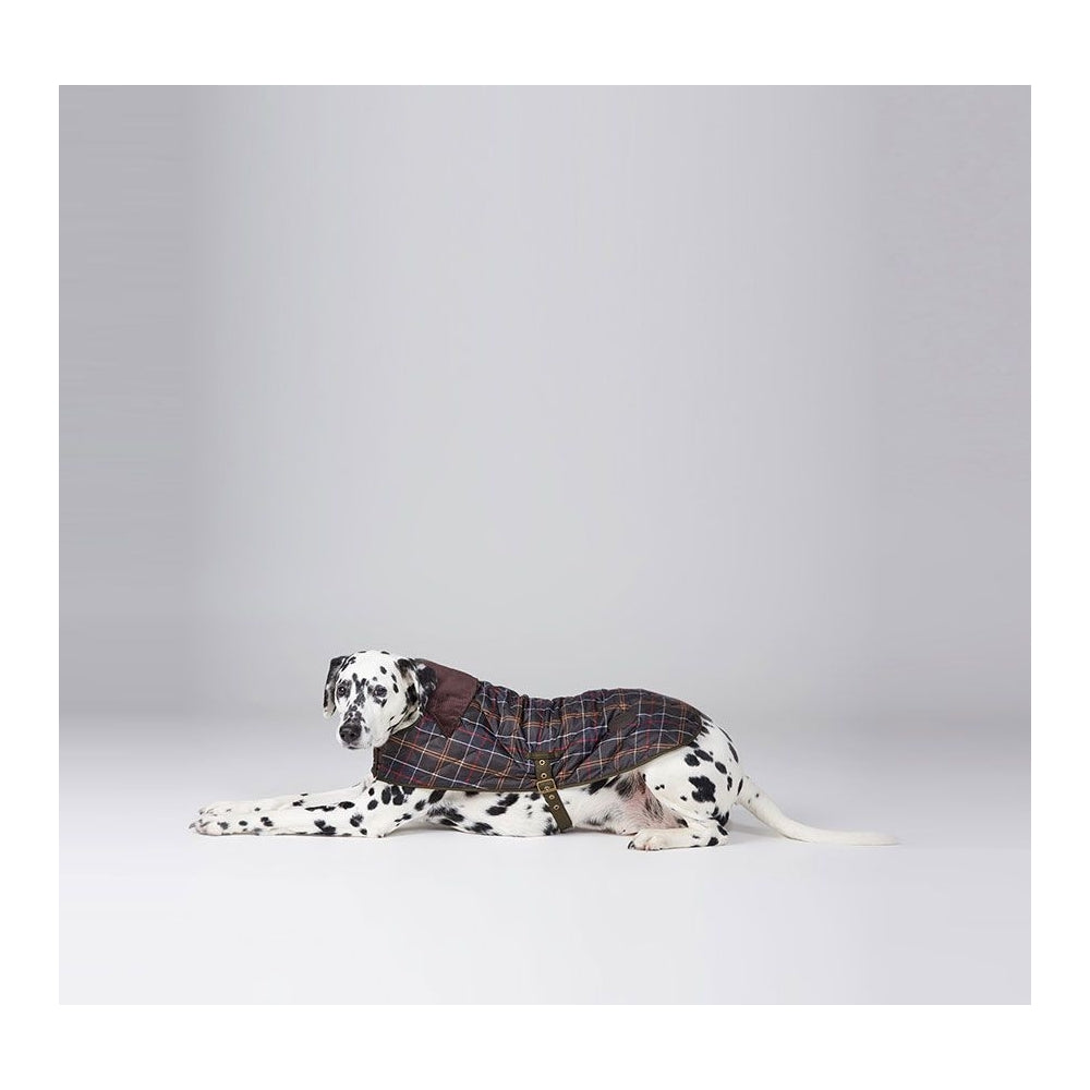 BARBOUR TARTAN DOG COAT (Classic)