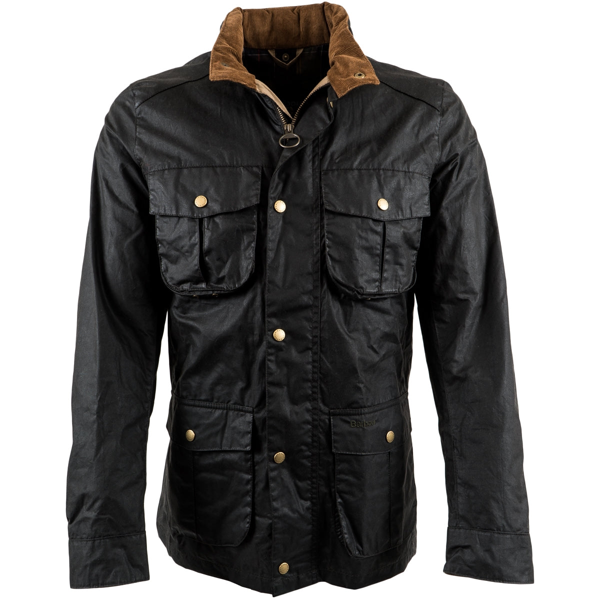 Lightweight Corbridge Wax Jacket (Dark Olive)